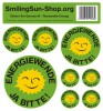 Sticker set - Renewable Energie German B, 8 pieces