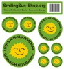 Sticker set - Renewable Energie Scottish-Gaelic, 8 pieces