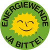Renewable Energy Stickers German B 10 cm